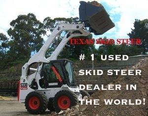 Texas-skid-steer-Used-Heavy-Equipment