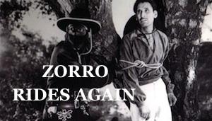 zorro rides again western serial